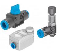 Функциональные клапаны и логические элементы Festo