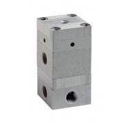 Клапан–усилитель Camozzi с пневматическим управлением. Серия 2L