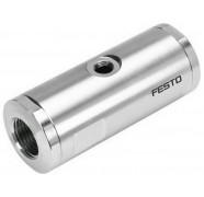 Пневмоуправляемые пережимные клапаны Festo. Серия VZQA
