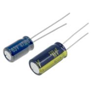 Конденсаторы электролитические THT